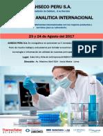 II Jornada Analitica Internacional AHSECO PERU SA.pdf