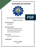 Monografia Quimica General