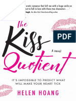The Kiss Quotient by Helen Hoang (Chapter Sampler)