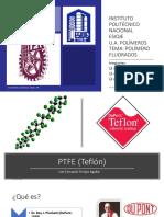Polímeros Fluorados