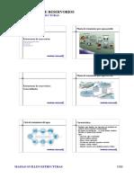 Estructuras de Reservorios