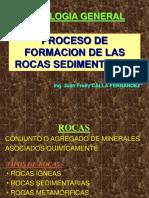 Rocas Sedimentarias 2016
