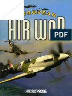 European Air War Windows 0ggv Manual
