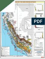 Mapa Metalogenético Del Oro 2010 ENG Acosta Et Al