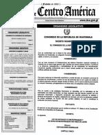 4.Decreto 25-2016 Microfinanzas.pdf