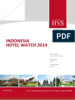Hotel Outlook Indonesia 2014