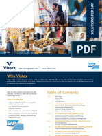 Solutions for SAP Overview