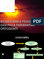 biomekanik orthodonsia