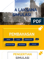 Tata Cara Simulasi Bencana