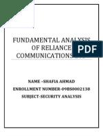 Reliance Communications Ltd