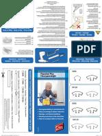 Euro Pince Doigt.notice Montage PDF