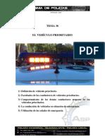 Tema 36 El Vehíulo Prioritario