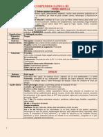 Compendio Clinica Lll. MIC Venezuela