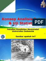 Konsep Analisis Data Dan Uji Statistik Materi Ketujuh