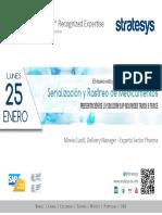 STR PRES Solucion SAP TrackTrace Stratesys Pharma MAD 25 ENE 2016