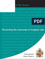 Surgical Audit and Peer Review Guide 2014