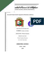 Facultad de Ingeniería Mecánica Eléctrica Electrónica y Sistemas (Autoguardado)