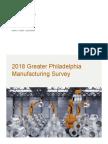 2018 Kreischer Miller Manufacturing Survey