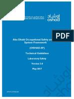 OSHAD-SF-TG-Laboratory Safety - V3.0 – English