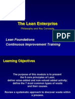 00 Lean Concepts Foundations 23 Pgs