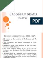 2 Jacobean Drama PART 2