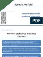 2-Resolver Problemas Mediante Busqueda