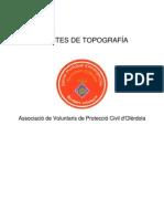 [TOPOGRAFIA] Apuntes básicos de topografía y cartografía