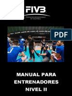 Coaches Manual Level II ES