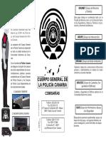 Cuerpo General de La Policía Canaria