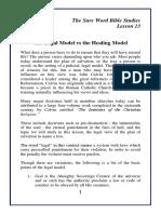 13 the Healing Model