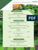 Tematica expoziţiilor organizate în luna iunie de Biblioteca Ştiinţifică USARB