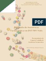 Protocolo de Assistencia Farmaceutica Em DSTHIVAids1