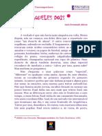 343744-Aqueles Dois Caio Fernando Abreu
