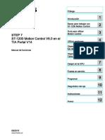 s71200 Motion Control Function Manual Es-ES Es-ES
