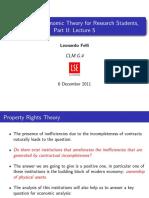 EC537 Slides Lecture 5
