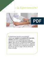Qué Es La Hipertensión