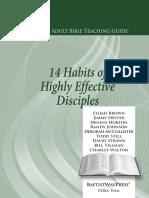 14 Habits Teacher Guide