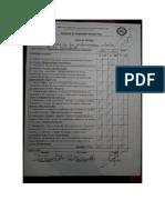 Lista de Cotejo Gestion de Los Sistemas de La Calidad