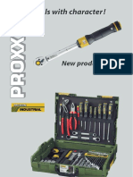 Proxxon Industrial New Products 2018