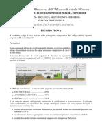 Esempio seconda prova maturità Meccanica Meccatronica ed Energia