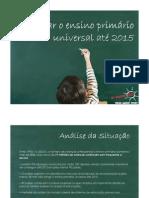 ODM2 - Educação