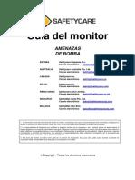 Amenazas de Bomba - Guía Del Monitor