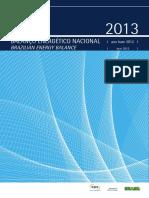 Balanço Energético Nacional - 2013.pdf