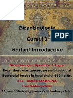 Bizantinologie Curs 1