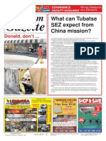 Platinum Gazette 01 June 2018
