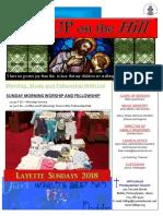 Newsletter June 2018