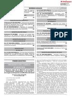 RESOLUCION SUPREMA N° 123-2018-PCM