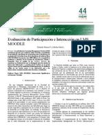 Evaluacion Participacion Interaccion LMS