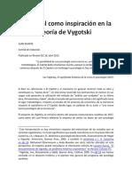 Duarte, Juan. El Capital de Marx como inspiración en la teoría de Vygotski