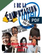 Genios de La computación